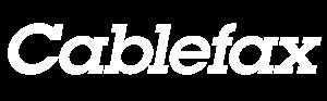 Cablefax Logo white